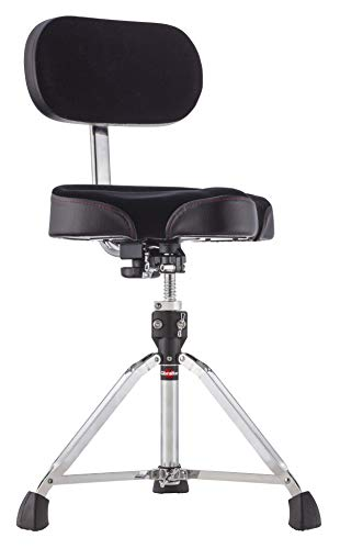 Gibraltar 9608MB Bike Seat Style Drum Throne