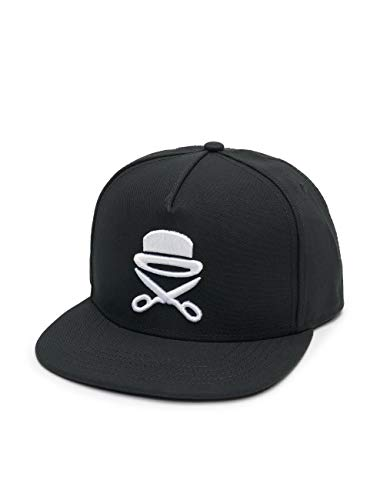 Cayler & Sons Herren Snapback Caps PA Icon schwarz Verstellbar
