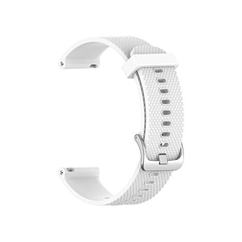 AWFAND Compatible Las Bandas Reloj Silicona Suave