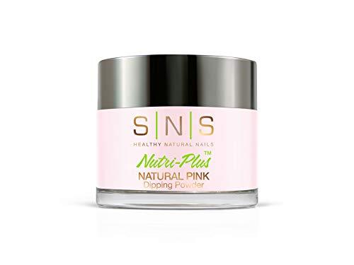 SNS Healthy Natural Nails - Natural Pink - 2 oz