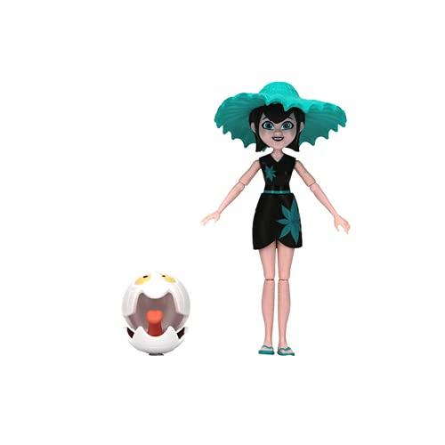 Hotel Transylvania 3: Vacaciones de verano Bat Mavis Figura de acción Juguetes Mavis Monster-Cruise Doll Toys regalos para niños Niñas 11 cm