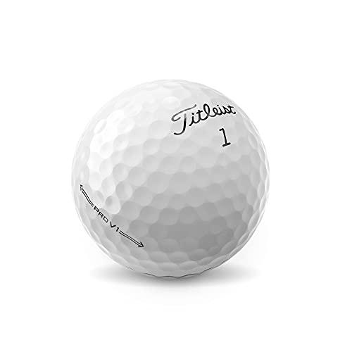 TITLEIST Pro V1 ProV1 New Golf Balls 2021 Model Pack of 3 Sleeve