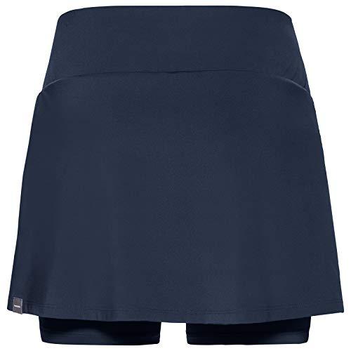 Head 814539-Db L Skorts para Mujer, Azul (Azul marino), Large