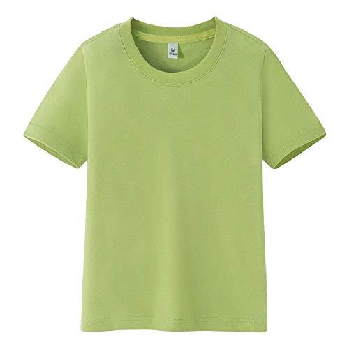 NOBRAND Camiseta de manga corta para hombre de algodón suel