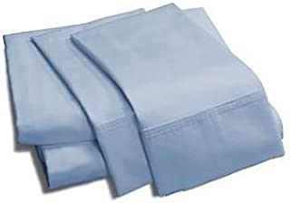 100% Viscose from Bamboo Silky Pillowcase Set, King, Blue