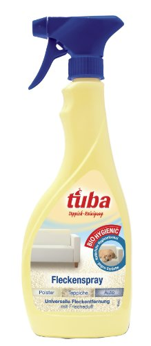 Tuba Flecken-Spray mit Biohygienic-Formel, 500 ml