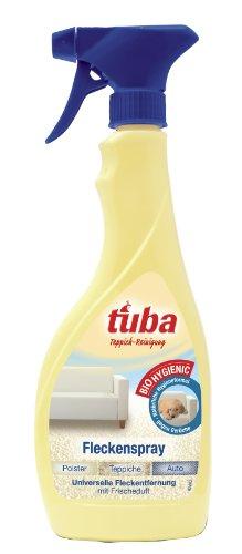 Tuba Flecken-Spray mit Biohygienic-Formel, 500 ml