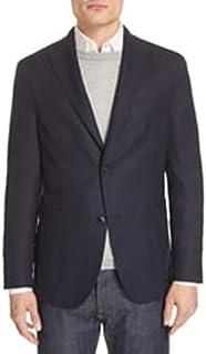 [ボリオリ] メンズ ジャケット・ブルゾン Hopsack Slim Fit Wool Sport Coat [並行輸入品]