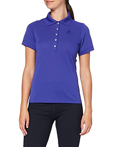 Odlo Georgia RT Polo pour Femme XS Spectrum Blue