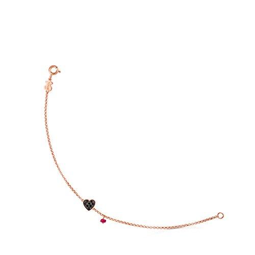 TOUS Pulsera cadena Mujer vermeil - 314931510