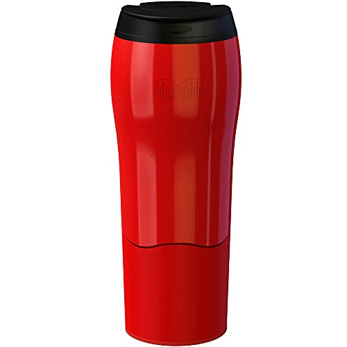 Mighty Mug To Go, Vaso Térmico, Termo, Rojo, 0,47 l, MM1524