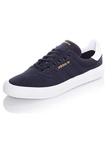 Adidas 3Mc, Zapatillas de Deporte Unisex Adulto, Negro (Negbás/Ftwbla 000), 42 2/3 EU
