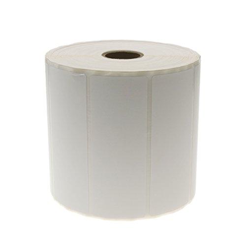 Cablematic PN20071610010174168 zelfklevende etiketten SD24, 101,6 x 38,1 mm, 1600 stuks, wit
