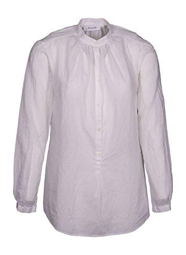 Aglini Damen Bluse Barbara weiß - 36