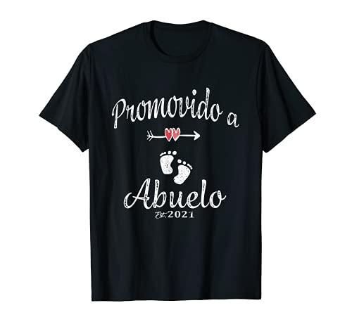 Promovido a Abuelo lindo 2021 Camiseta