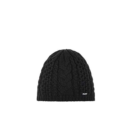 Eisbär Damen Afra MÜ Mütze, schwarz
