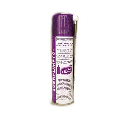 CABLEPELADO Spray Limpia Contactos Lubrilimp (Residuo 0)