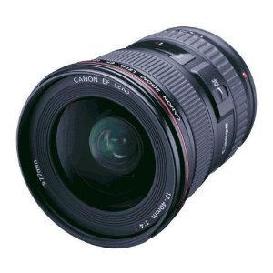 Canon EF 17-40mm f/4L USM Ultra Wide Angle Zoom Lens for Canon SLR Cameras from Canon