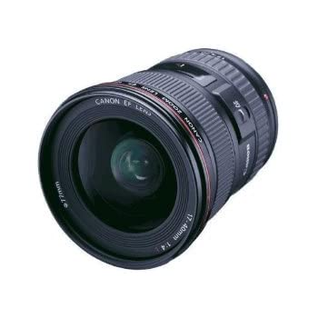 Canon EF 17-40mm f/4L USM Ultra Wide Angle Zoom Lens for Canon SLR Cameras, 17-40mm Lens Only