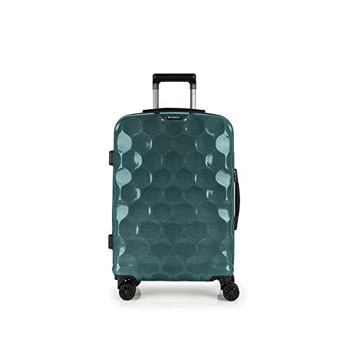 Gabol Air, Maletas de Viaje Rígidas de 44 X 65 X 24 Cm con Capacidad para 54 L de Color Turquesa
