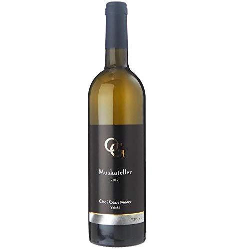 オチガビワイナリー『ムスカテラー 2017 白ワイン』