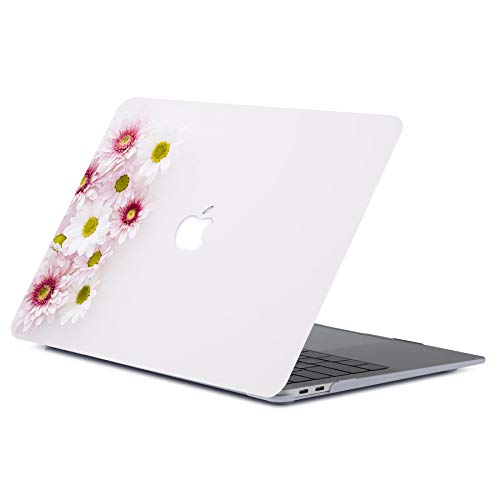 ACJYX MacBook Pro 16 inch Case A2141, Plastic Hard Shell Cover Laptop Case for MacBook Pro 16', Flower Pattern