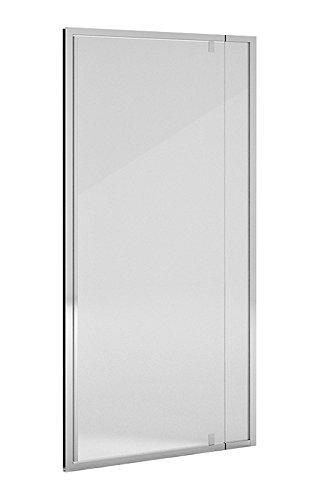 Mampara ducha_PdM_ PUERTA ABATIBLE TRANSPARENTE (75-85cm)