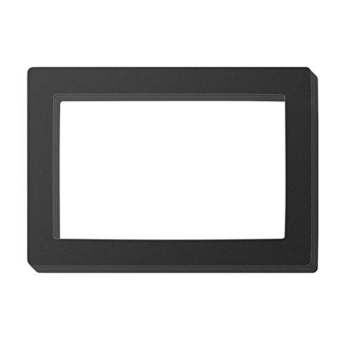 Erfula Professional FEP FilmThick Transparent Separator Film For Photon Resin 3D Printer FEP Film Viscose Portable Dustproof Mat Durable Protect The Display calm