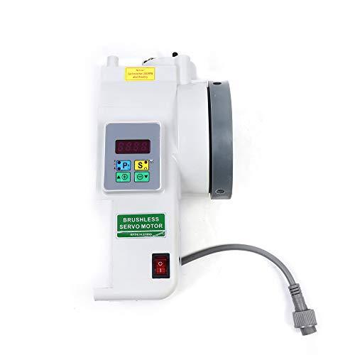 ROMYIX - Posición de aguja de conductor de servomotor integrado 750 W para la máquina de coser 220 V de hermano