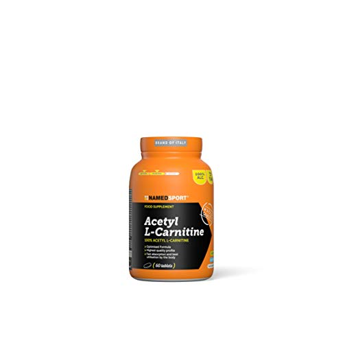 Named Sport Acetil L-Carnitina - 60Cpr - 86 Gr