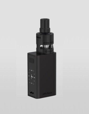 Joyetech eVic Basic CUBIS Pro Mini - Atomizer ohne Tabak & Nikotin - kein Verkauf unter 18 Jahren - 2 ml - Schwarz