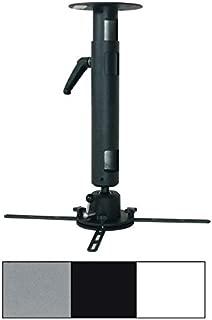 10 Zoll 25,4 cm leicht verstellbar Akia AK-ZLB10W Projektorhalterung L-Halterung zum Aufh/ängen der meisten Projektor-Leinw/ände