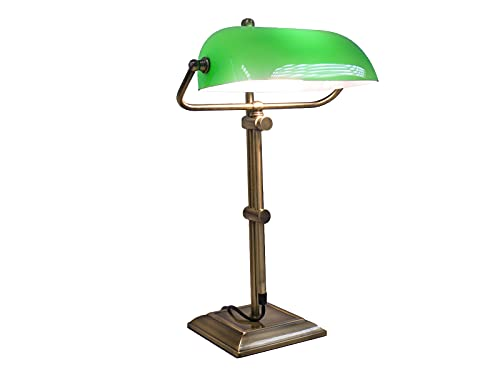KIOM -  Bankers Lamp