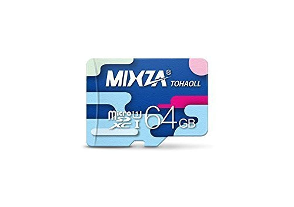政権に付ける助手Performance Grade 64GB LG Tribute HD MicroSDXC Card by MIXZA is Pro-Speed, Heat & Cold Resistant, and built for Lifetime of Constant Use! (UHS-I/3.0/80MB/s) [並行輸入品]