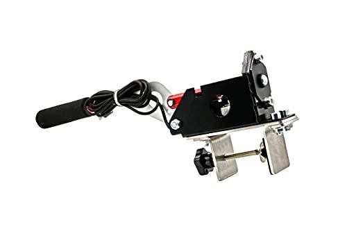 PC USBハンドブレーキリニアブレーキ、14位はレースゲームに使用され、水平ドリフトラリーゲームレバー、専門ゲームハンドブレーキG 25/27/29に使用されます(赤、バンドホルダー)