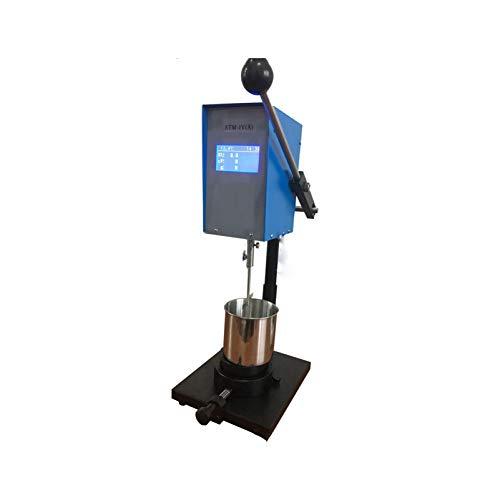 Suministros de Oficina Accesorios Viscosímetro Stormer Probador con indicador de Temperatura Viscosímetro Digital Giratorio Medición de la viscosidad de la Pintura