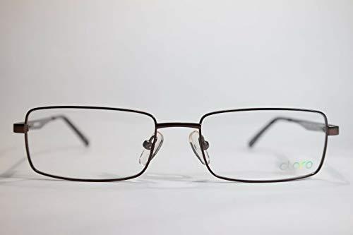 Alain Afflelou AAH1050 C2 52[]17 140 brons ovaal brilmontuur bril NIEUW