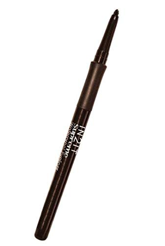 IN2IT Supreme Waterproof Eyeliner WS02 Dark Brown 1's-Simple to use and no Need to Sharpen. Twist up The Liner and Draw Your Eye line.