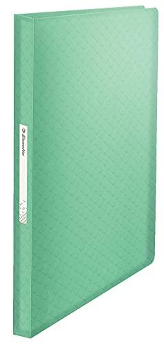 ESSELTE 626238 - Carpeta de 40 fundas tapas flexibles COLOUR'ICE PP color verde
