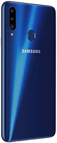 samsung galaxy a20s a207m 32gb gsm unlocked phone dual sim blue