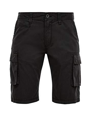Q/S designed by - s.Oliver Herren 520.12.004.18.181.2036851 Cargos, Dark Grey, 32