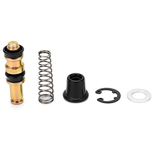 BigKing Bremskolben-Reparatursatz, Motorrad-Hydraulikbremse Kupplungskolben-Reparatursatz 14 mm / 0,55 Zoll Ersatz für Dirt Bike Scooter