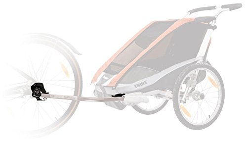 Fantastic Prices! Thule Bicycle Trailer Kit, Silver