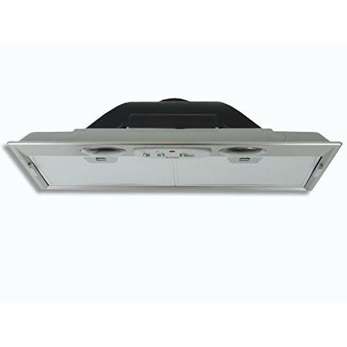 Faber - Inca Smart C - Hotte encastrable,avec filtres en aluminium cm 70 + filtri carbone