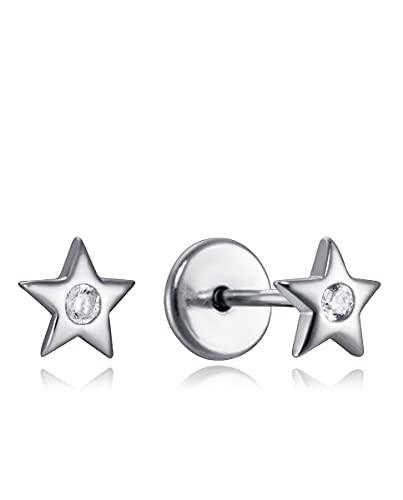 Pendientes Viceroy Jewels 9102E000-38 Estrella Bebé