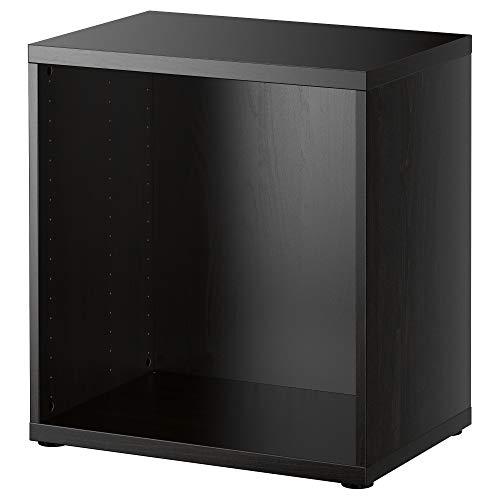 IKEA Besta Rahmen, schwarz
