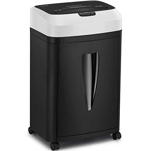 Why Choose MDYYD Paper Shredder Shredder Commercial High Security Office Shredder Small Particle Fil...