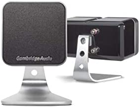 Cambirdge Audio Minx 600D Speaker Table Stand - Silver