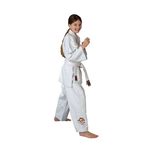 Ju-Sports Herren Anzug to Start Kids, weiß, 160 cm