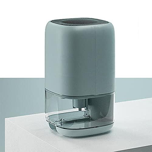 Wanjun Deumidificatore per Tutta La Casa con Filtro dell'Aria Riutilizzabile con Spegnimento Automatico, Deumidificatore Portatile per L'Uso nella Cucina di Casa,B
